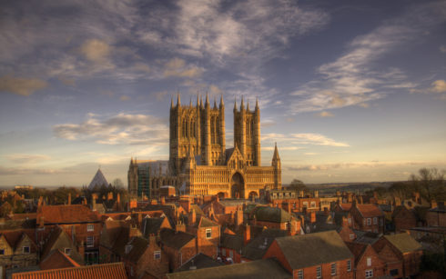 Lincoln Cathedral Events - Friends' Concert