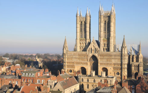 Lincoln Cathedral Events - Lunchtime Concert