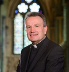 The Reverend Canon John Patrick