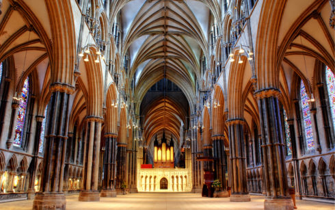 Lincoln Cathedral Events - Bach Magnificat by Lincoln Choral Society