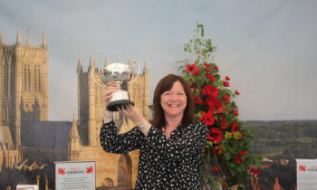 Lincoln Cathedral News - Award at the Lincolnshire Show