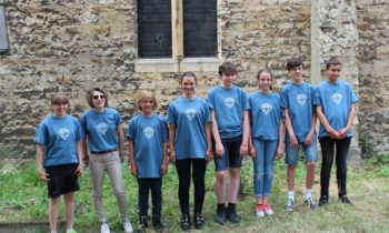 Lincoln Cathedral News - Lincolnshire Ringers take part in National Youth Competition.