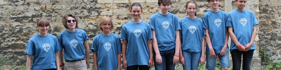 Lincoln Cathedral - Lincolnshire Ringers take part in National Youth Competition.