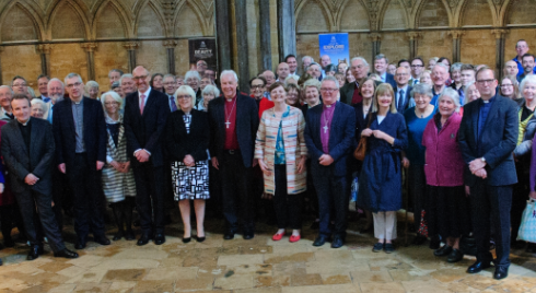 Lincoln Cathedral Events - Installation of the 84th Dean of Lincoln