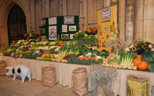 Lincoln Cathedral Events - Harvest Festival