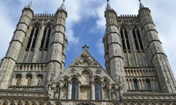 Lincoln Cathedral News - Augmented Reality will bring Lincoln Cathedral spires back to life