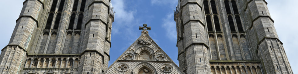 Lincoln Cathedral - Augmented Reality will bring Lincoln Cathedral spires back to life