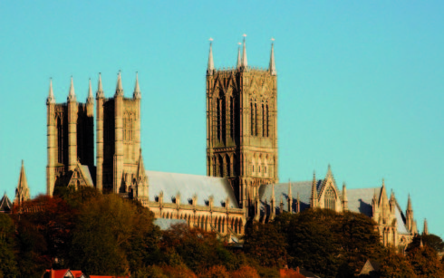 Lincoln Cathedral Events - Lincoln Cathedral Consort Concert