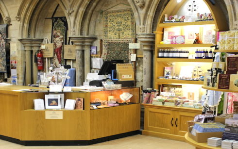 Lincoln Cathedral Events - Cathedral Shop Preview Evening