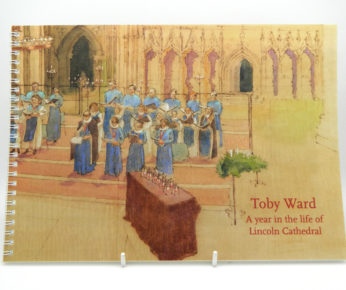 Toby Ward: A Year in the Life of Lincoln Cathedral