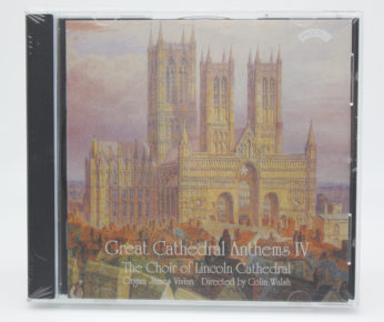 Great Cathedral Anthems IV