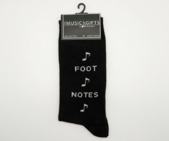 Foot Notes Socks
