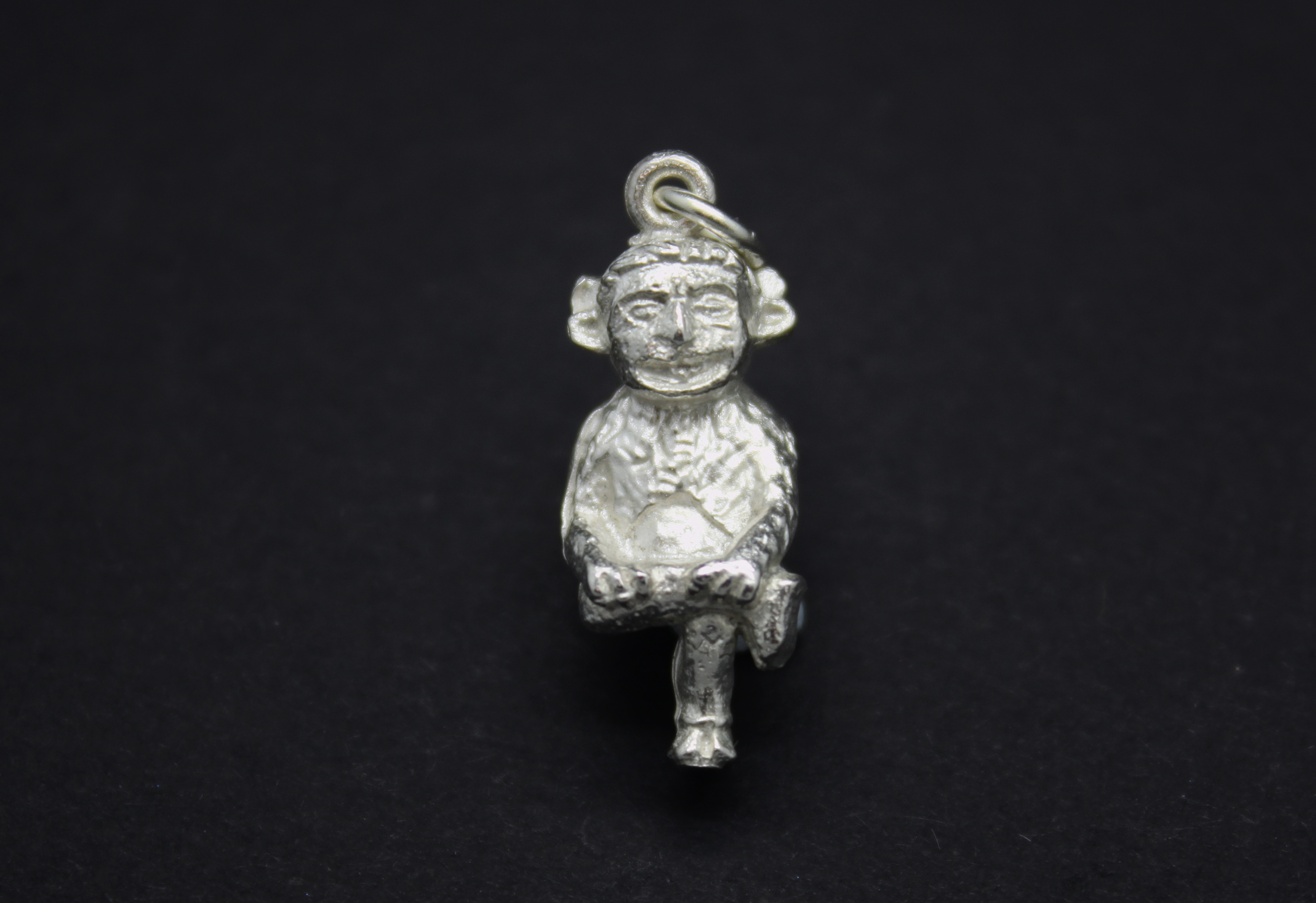 Sterling Silver Imp Charm