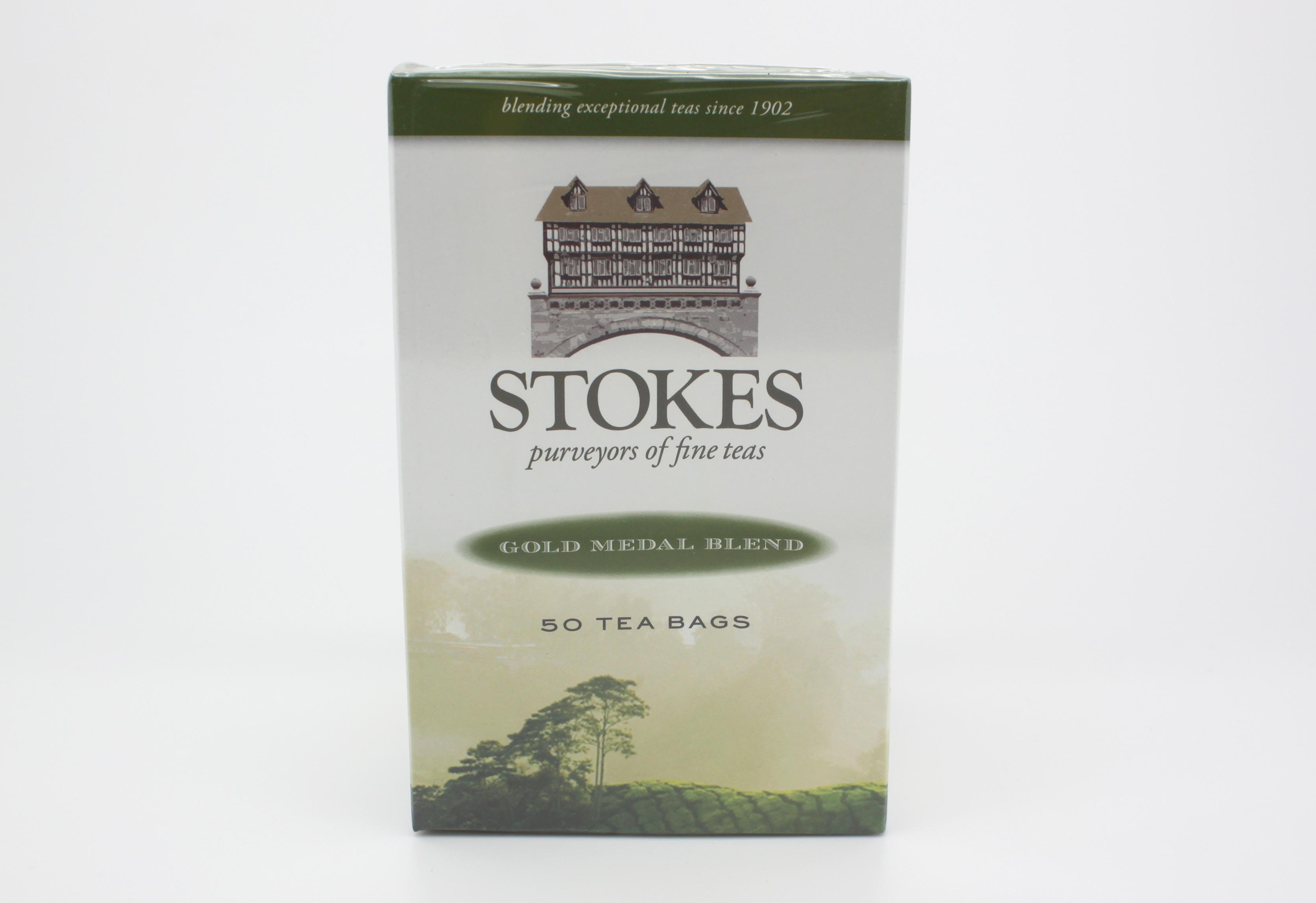 Stokes Tea Bags