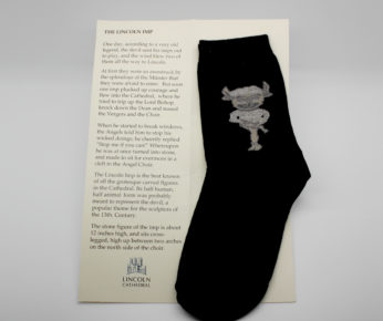 Lincoln Imp Socks