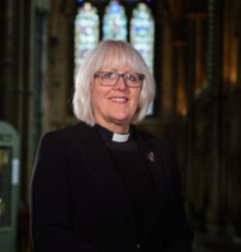 The Very Reverend Christine Wilson
