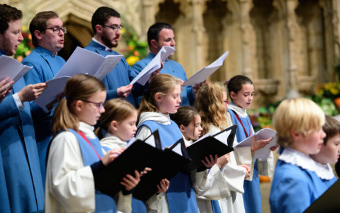 Lincoln Cathedral Events - Lincoln Cathedral Choir perform St John Passion