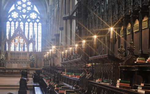 Lincoln Cathedral Events - Annunciation
