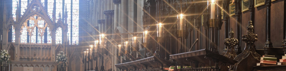 Lincoln Cathedral - Annunciation