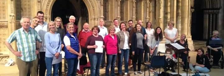 Lincoln Cathedral - Faure's Requiem – Come and Sing