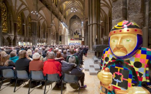 Lincoln Cathedral Events - Lincoln Choral Society perform Haydn's Creation