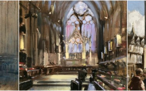Lincoln Cathedral Events - Artist in Residence Exhibition 2017