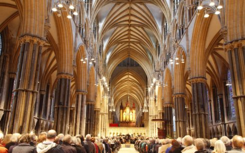 Lincoln Cathedral Events - Hallé