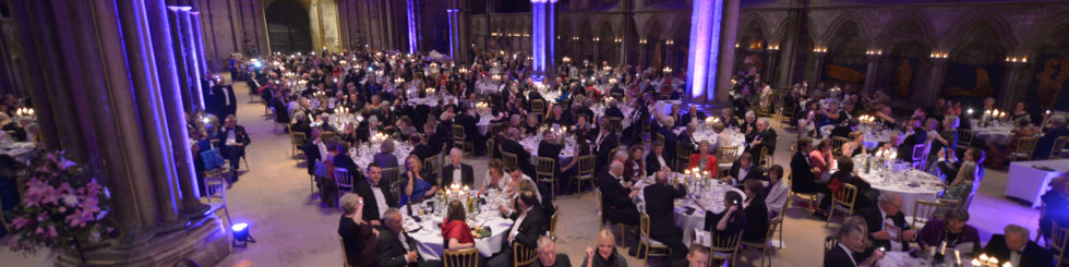 Lincoln Cathedral - Charter of the Forest Dinner
