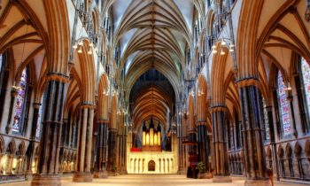 Lincoln Cathedral News - Service of Lessons and Carols 23 December – CANCELLED
