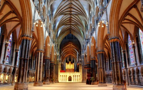 Lincoln Cathedral Events - Magna Carta Lecture by Dr. Asbridge