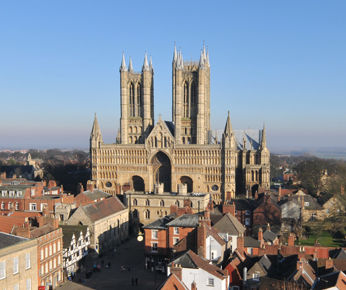Lincoln Cathedral Gifts