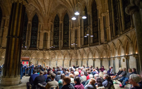 Lincoln Cathedral Events - Ceremony of Carols – Afternoon