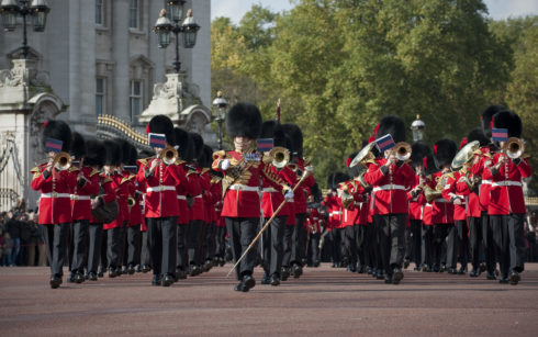 Lincoln Cathedral Events - Band of the Coldstream Guards