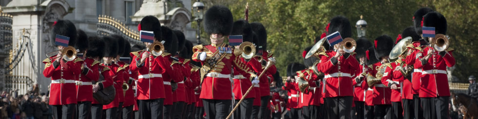 Lincoln Cathedral - Band of the Coldstream Guards