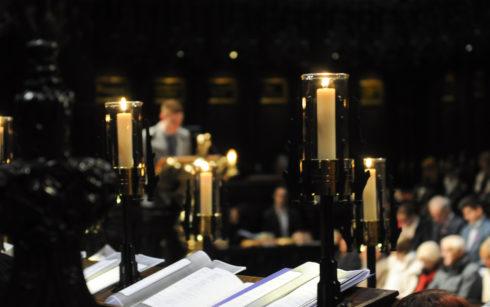 Lincoln Cathedral Events - Bishop Grosseteste University Carol Service