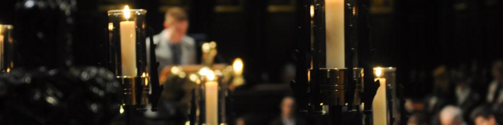 Lincoln Cathedral - Bishop Grosseteste University Carol Service
