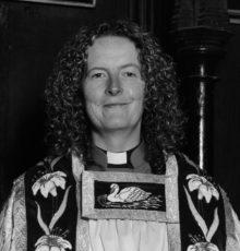 The Reverend Canon Sal McDougall
