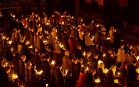 Lincoln Cathedral Events - Paschal Vigil