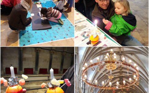 Lincoln Cathedral Events - Messy Cathedral