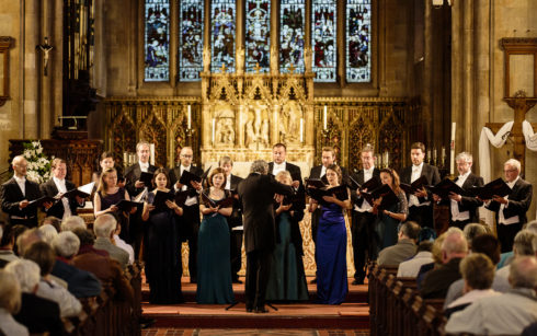 Lincoln Cathedral Events - The Sixteen Concert