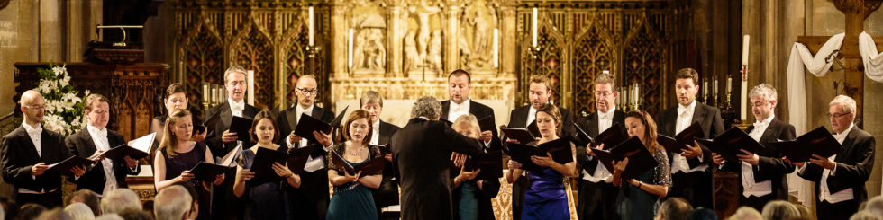 Lincoln Cathedral - The Sixteen Concert