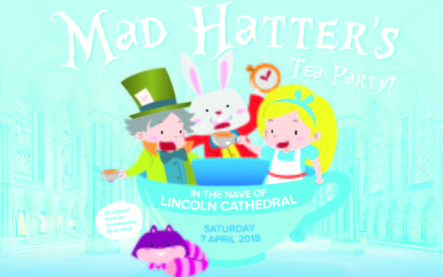 Lincoln Cathedral Events - Mad Hatter's Morning Tea Party