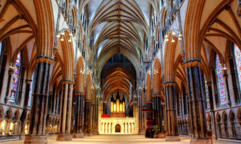Lincoln Cathedral News - Welcome back to Lincoln Cathedral