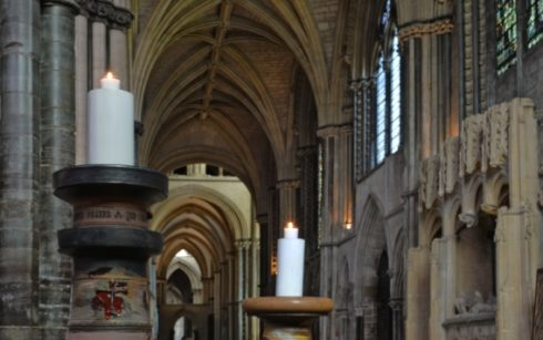 Lincoln Cathedral Events - Three Hours of Meditation