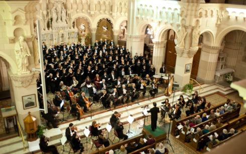 Lincoln Cathedral Events - Chicago Master Singers