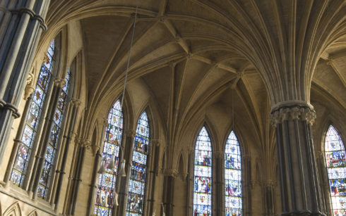 Lincoln Cathedral Events - Art Exhibition by 'Art on the Map'