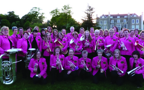 Lincoln Cathedral Events - Boobs and Brass (The Pink Ladies)