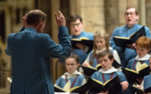 Lincoln Cathedral Events - J.S.Bach St John Passion