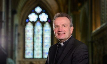 Lincoln Cathedral News - Announcement: The Revd Canon John Patrick