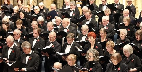 Lincoln Cathedral - Verismo! – The Passion of Italy, A concert by Lincoln Choral Society